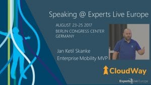 Experts Live Europe