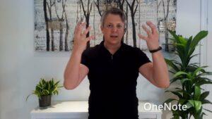 Ståle Hansen explained OneNote Lifehacks