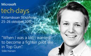 Techdays Kistamåssan Stockholm