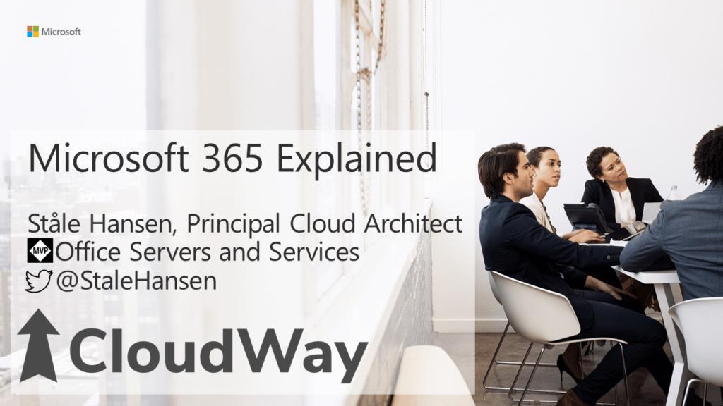 Microsoft 365 Explained
