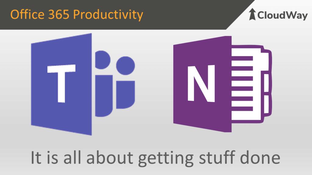 Office 365 Productivity