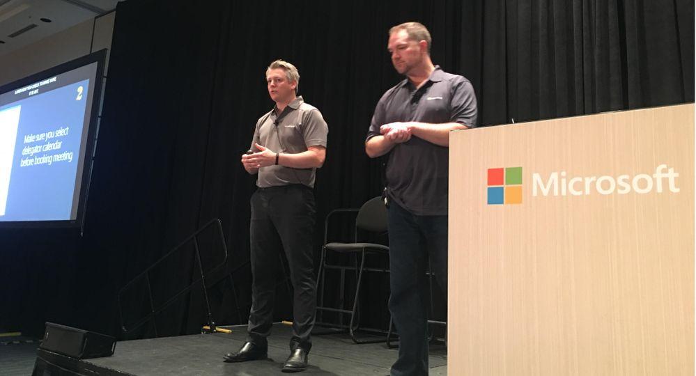 Microsoft Ignite with Ståle Hansen