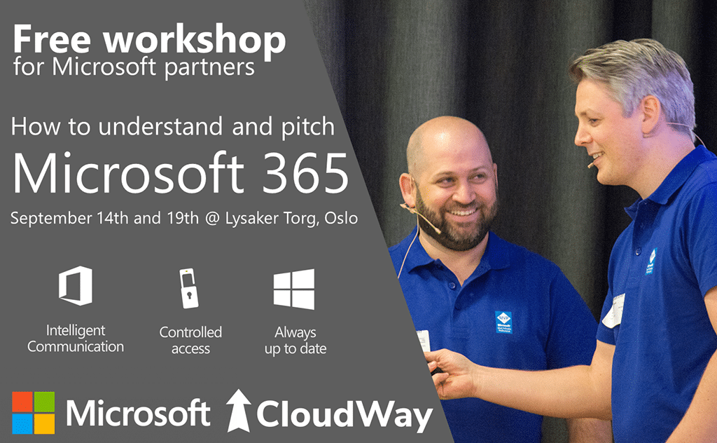 Microsoft 365 workshop