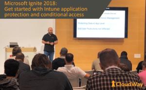 CloudWay at Microsoft Ignite 2018