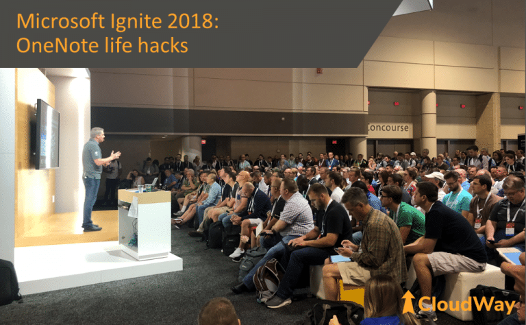 CloudWay Ignite 2018