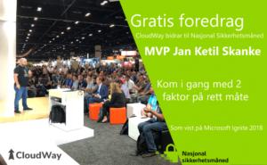 MVP Jan Ketil Skanke
