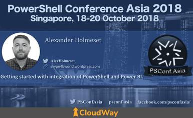 PowerShell Conference Asia 2018