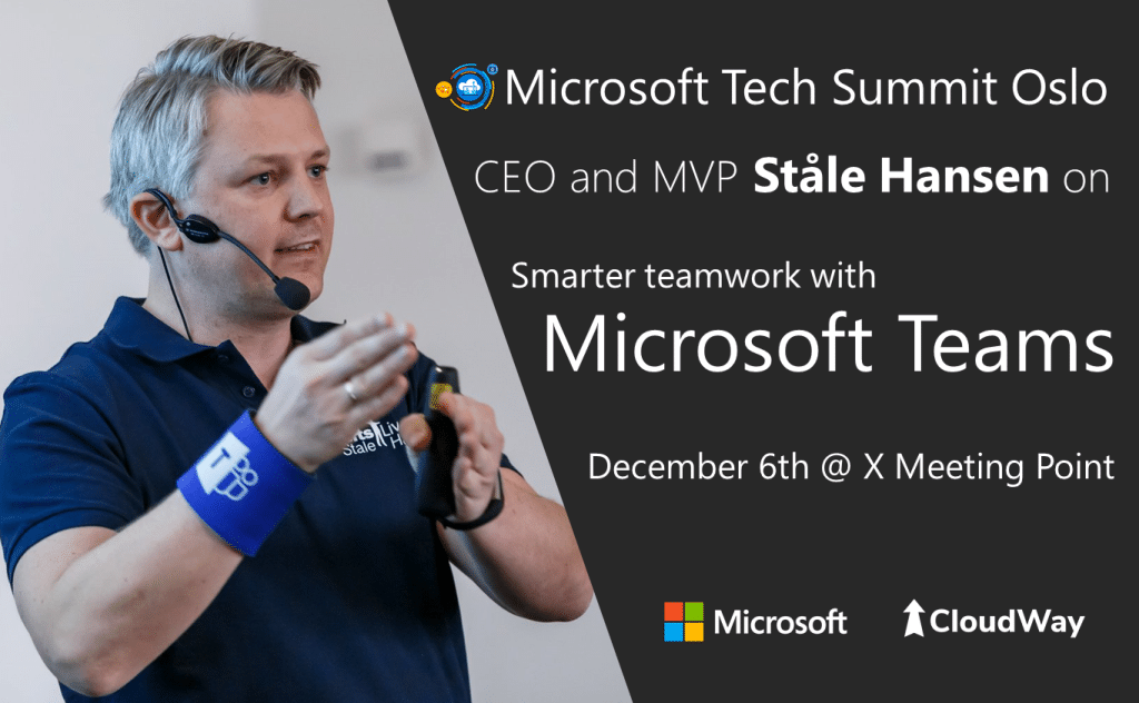 Microsoft Tech Summit Oslo