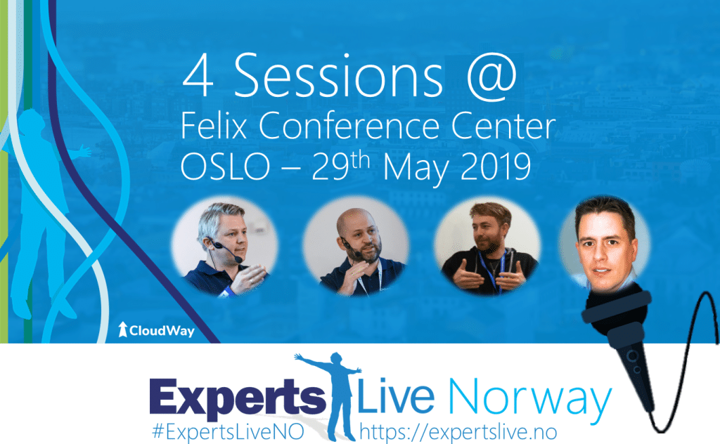 Experts Live Norway 2019