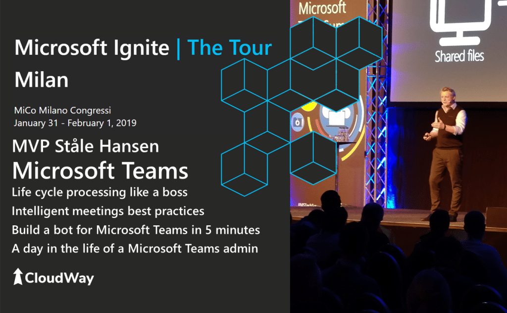 Microsoft Ignite Tour Milan