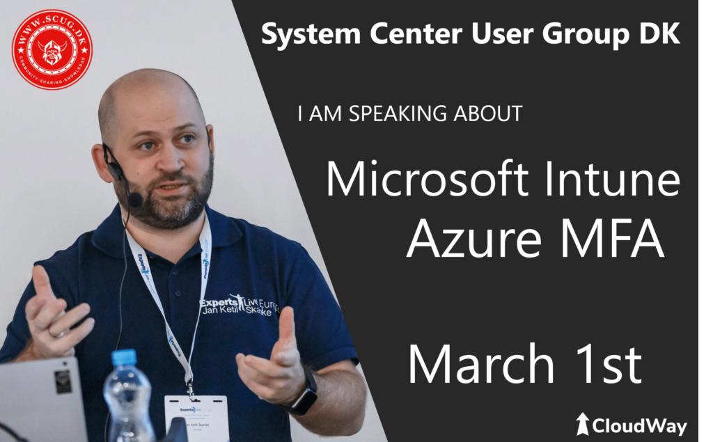 System Center User Group DK
