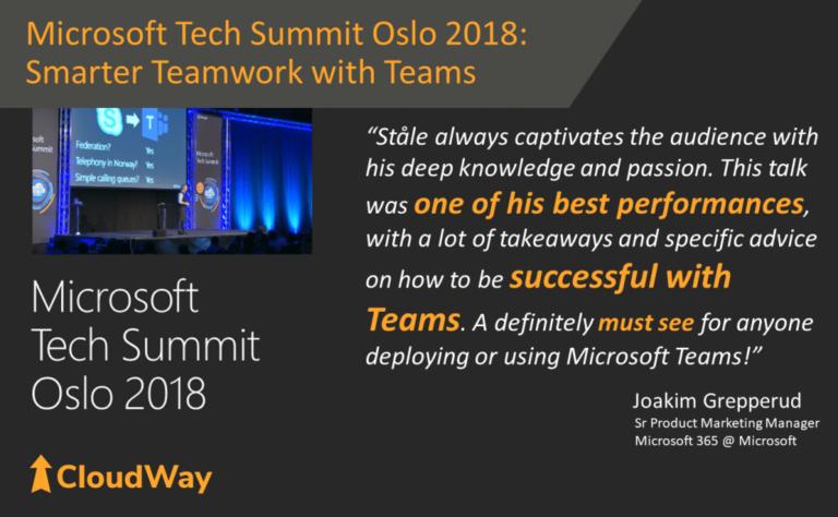 Tech Summit Oslo