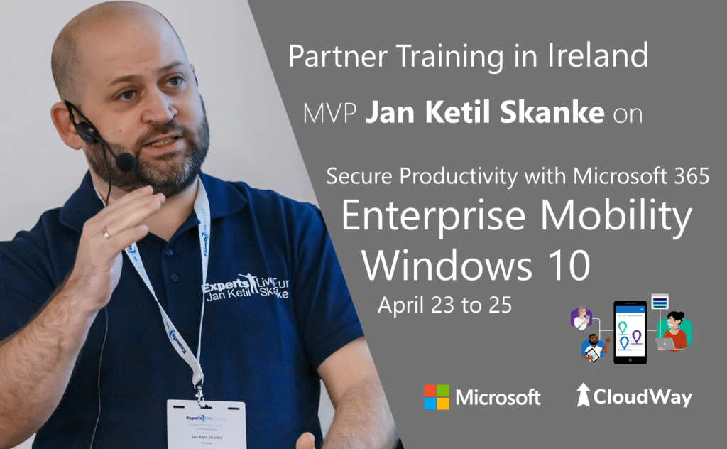 Partner Training: Secure Productivity with Microsoft 365
