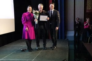 MVP Ståle Hansen receives Microsoft honorary award