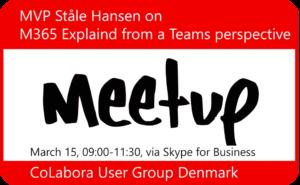 Colabora user group Denmark