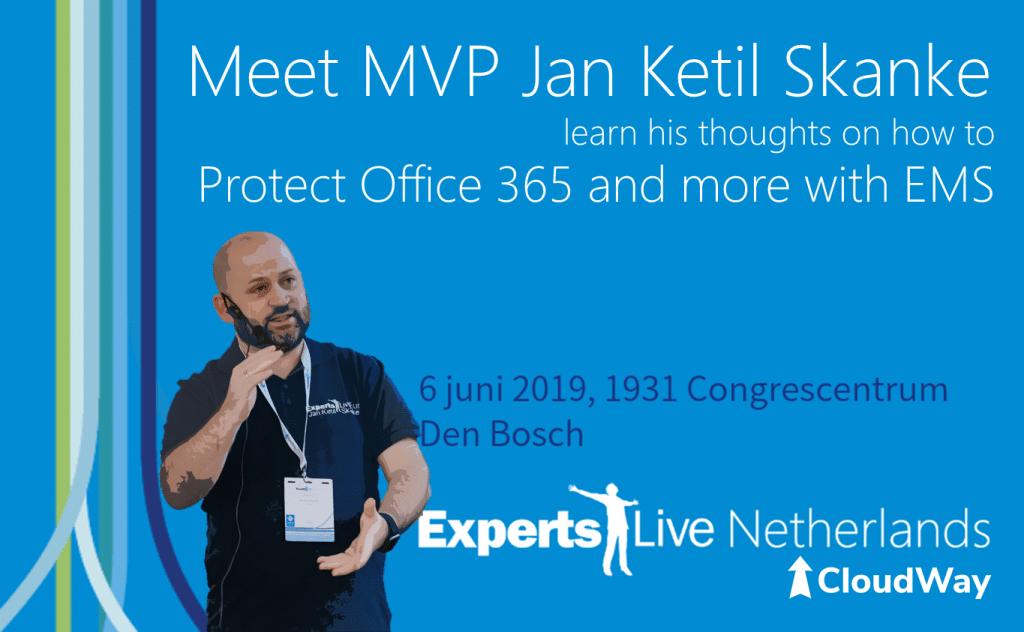 Expert Live Netherlands 2019