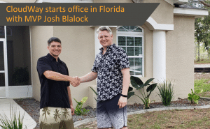 CloudWay starts office in Florida with MVP Josh Blalock