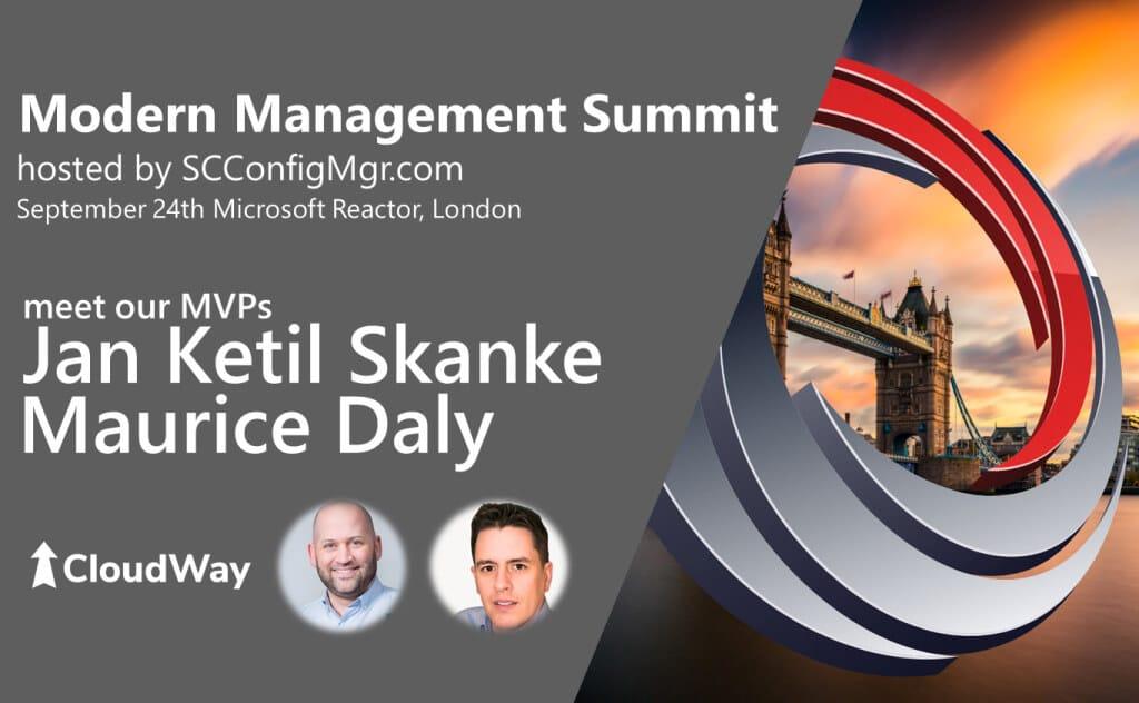 Modern Management Summit