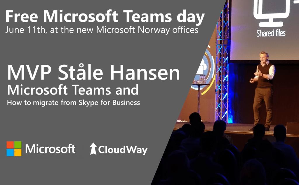 Microsoft Teams day