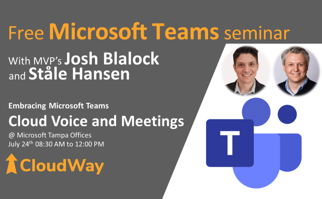 Microsoft Teams seminar