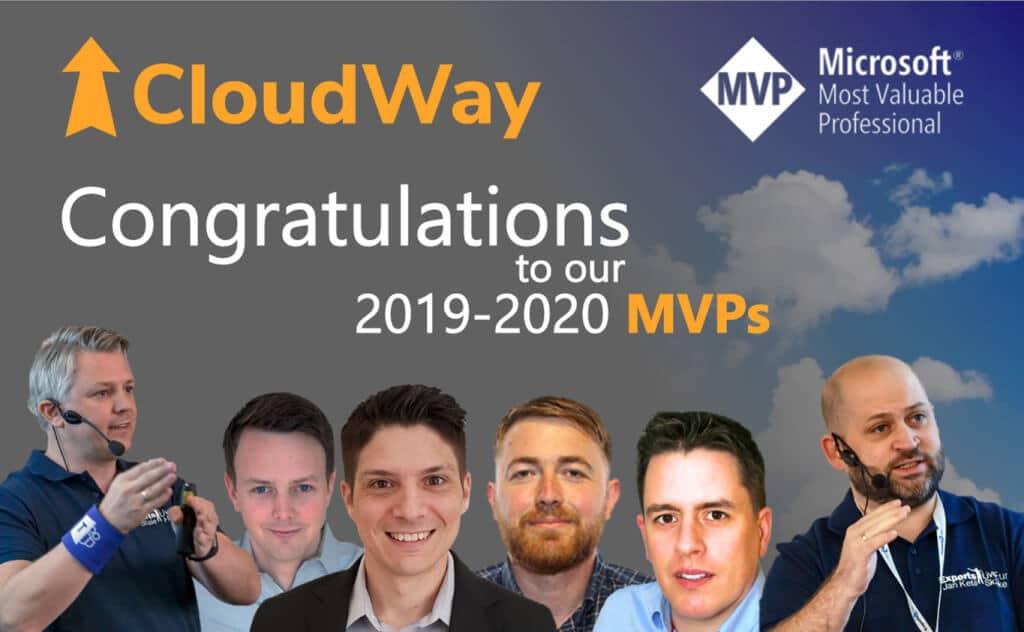 MVPs Congratulations