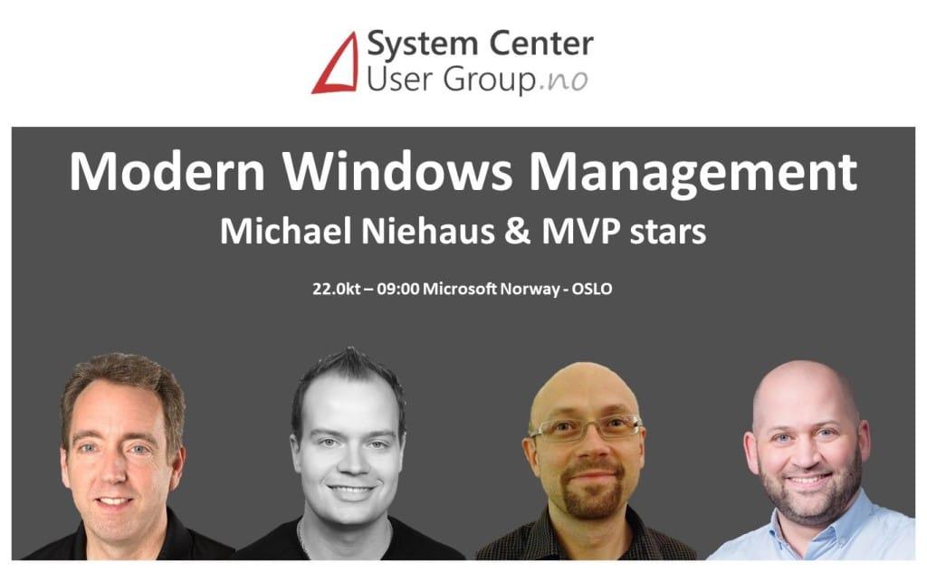 Modern Windows Management
