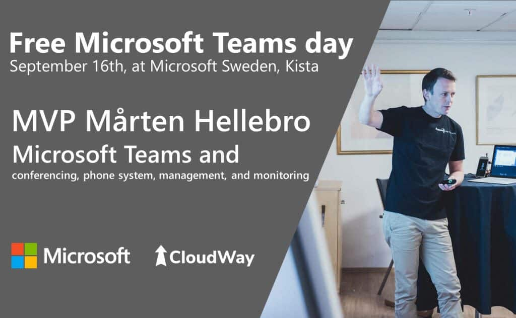 Microsoft teams day