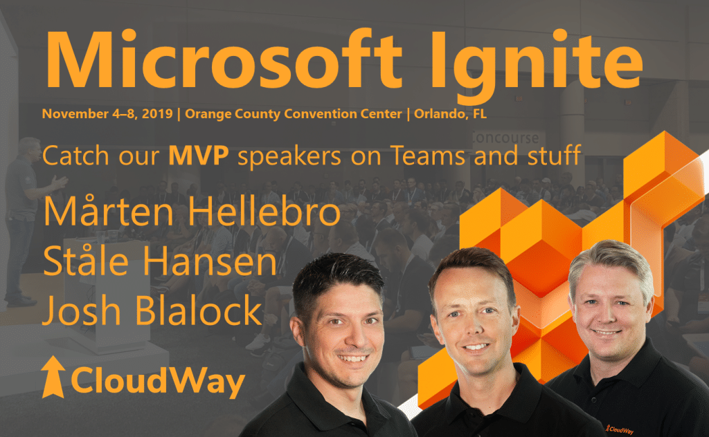 Microsoft Ignite MVP speakers