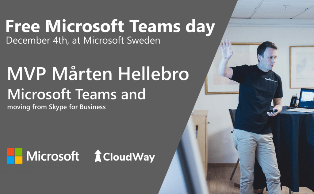 Free Microsoft Teams day