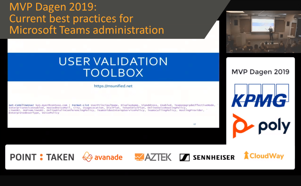 Current best practices for MS Teams administration