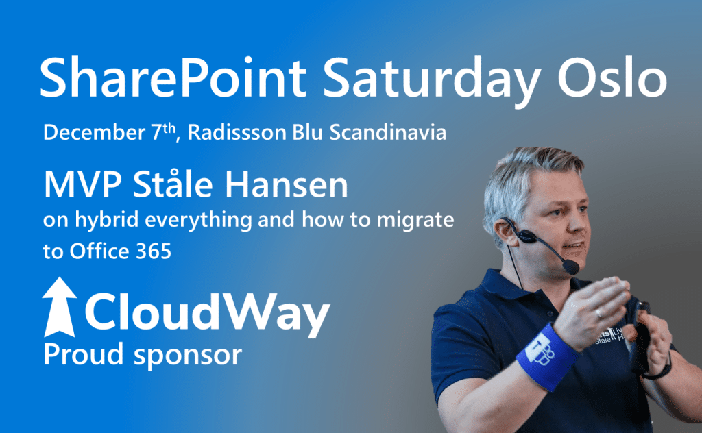 SharePoint Saturday Oslo