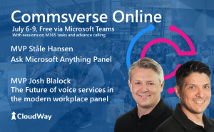 CloudWay Commsverse Online