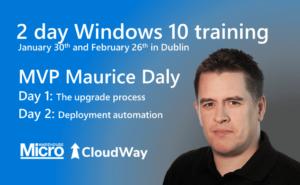 2 Day Windows 10 training
