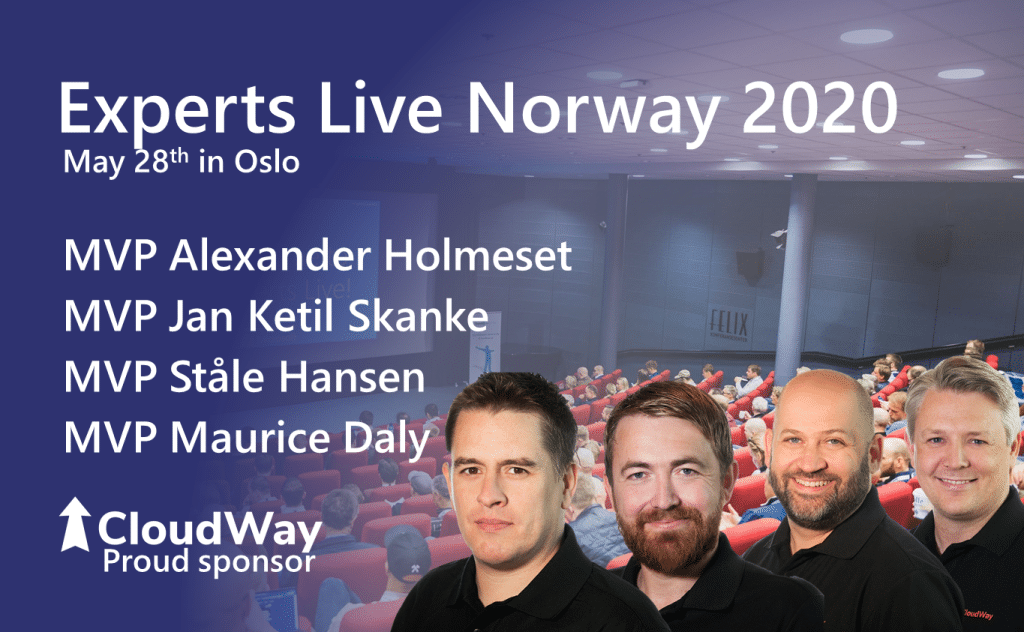 Experts Live Norway 2020