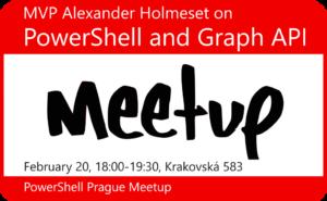 PowerShell and Graph API