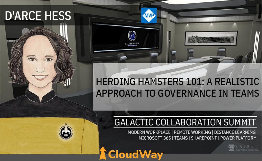 Galactic Collaboration Summit