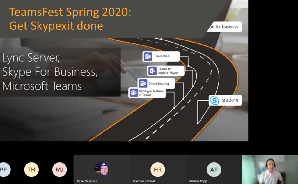 TeamsFest Spring 2020