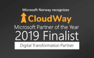 Microsoft Norway recognizes CloudWay