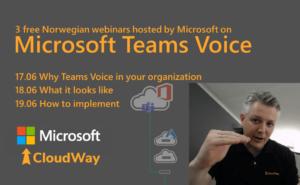 Microsoft Teams Voice