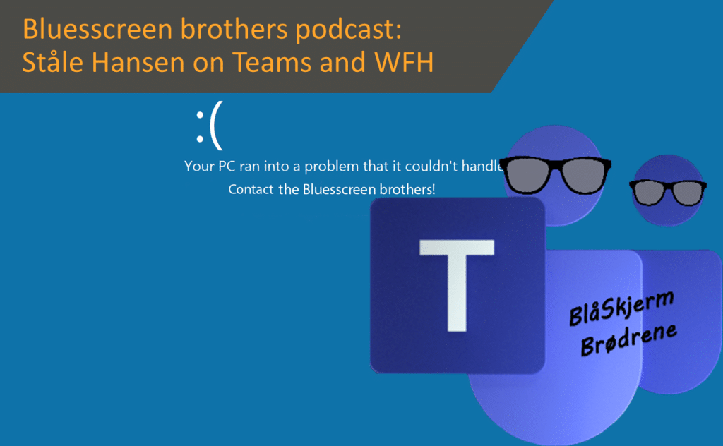 Bluesscreen brothers podcast