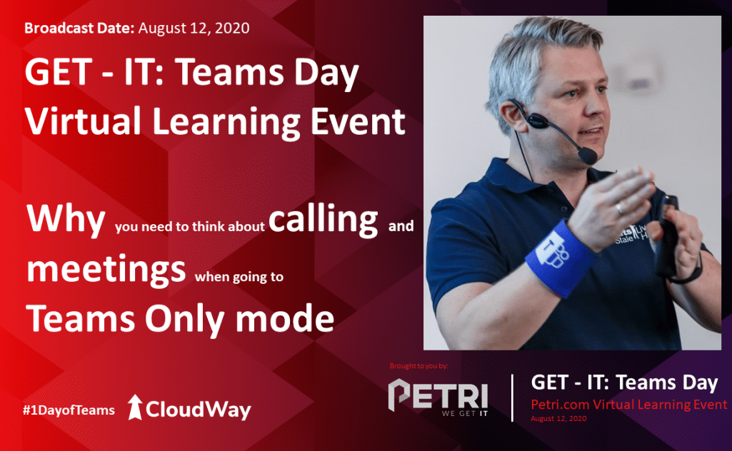 Get - IT: Teams Day the virtual Learning event