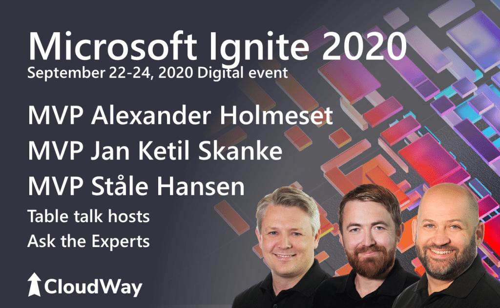 Microsoft Ignite 2020