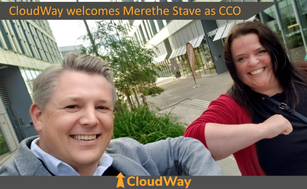 Merethe Stave as CCO