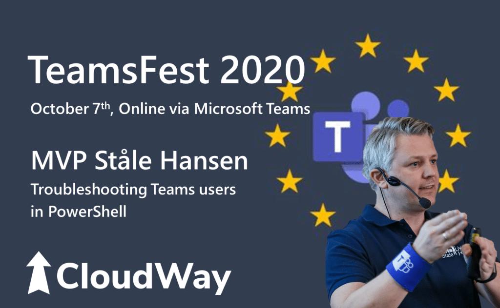 TeamsFest October 2020