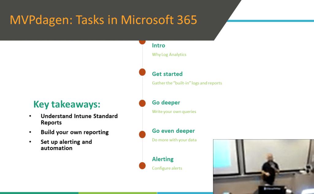MVPdagen: Tasks in Microsoft 365