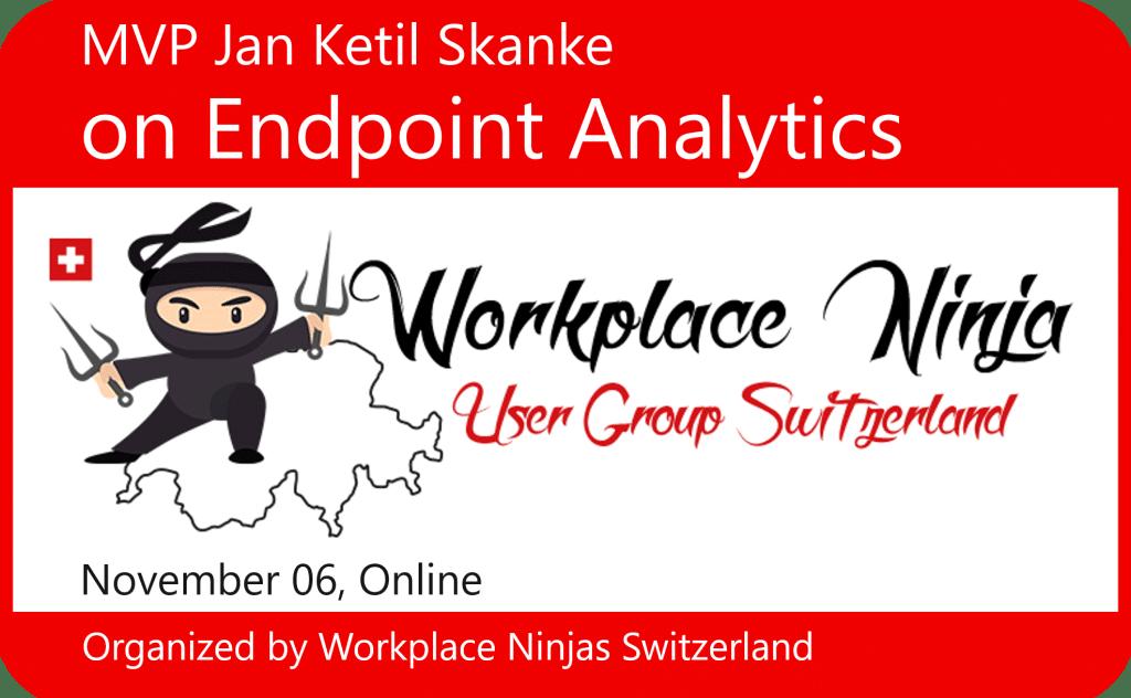 Workplace Ninja User Group Switzerland