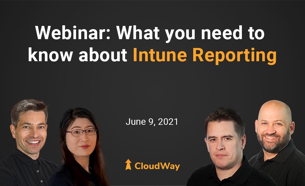 Intune Reporting