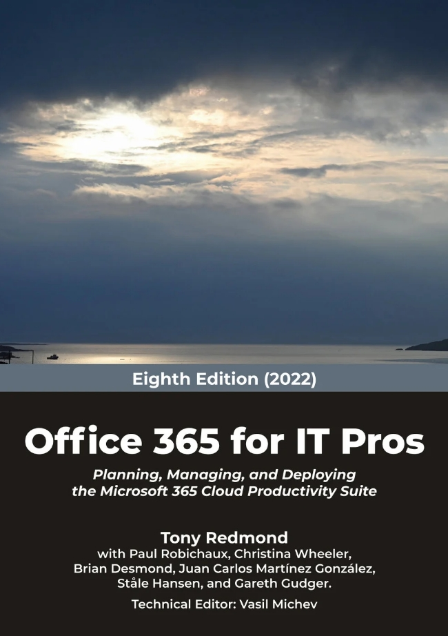 Office 365 for IT Pros (2022 Edition)