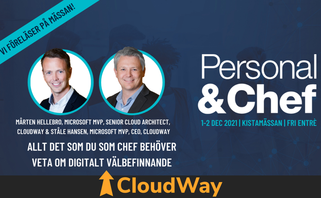 Personal & Chef | CloudWay